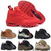 2020 novo inverno sneakerboot triplo vermelho para homens clássico tênis de corrida esporte sapatos tamanho 40-46