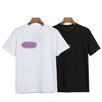 Männer T-Shirt Marke Limited Stil Brief Graffiti Rundhals-Flut Lose Große Größe kurzer T-Shirt Summer Designer Luxus T-Shirt