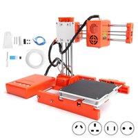 Printers 3D Printer Small Portable Home Desktop High Accuracy Printing Equipment X1 110-240V