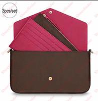 Diseñadores de lujos de moda Crossbody Womens Bolsos bolsos monederos Carteras Titular de la tarjeta Hombro Hombro Bolsas de asas Mini Bag Wallet 2021