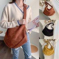 Women 'S Large Capacity Tote Shoulder Work Bag Handbags Satchel Purse Suede Casual Shop Messenger Bags For Women Handbag