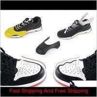 스니커 즈 안티 주름을위한 신발 방패는 주름이 달린 슈즈 슈트 캡 스포츠 공 신발 머리 들것 신발 나무 qylujd bdesports