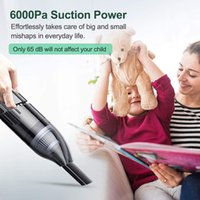 Vacuum Cleaner Car 6000pa High Pressure 120W Wireless For Home &