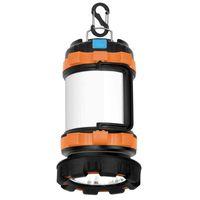 Портативные фонари HLZS-портативный аккумуляторный светодиодные лагеря с 6 режимами освещения для аварийного туризма дома и более