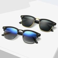 CLASSIC rétro stables qualité hommes femmes lunettes de soleil vrais lentilles en verre oculos de sol en cuir boîte