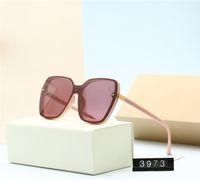2021 디자이너 사각형 선글라스 남자 여성 빈티지 그늘 편광 된 선글라스 남성 태양 안경 패션 금속 판자 선글라스 안경