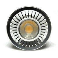 Ondenn 10 قطعة / الوحدة 7 واط AR70 COB LED الأضواء B15 / B15D / E27 / E14 / GU10 / B22 AC85-265V عكس الضوء إضاءة المنزل AR70 لمبة مصباح