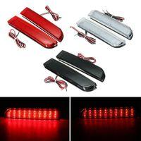 2x 30 LED Car Bumper Rear Reflector Reflector Tail Brake Stop Stop Light Light per Mitsubishi Lancer 2009 2009 2010 2011 2012 2013