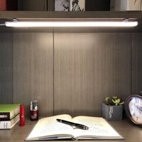Table Lamps LED Desk Lamp Eye Protection Learning College Student Dormitory USB Strip Magnet Fluorescent Tube