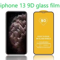 9D full glue Phone Screen Protector for iphone 13 Pro Max 12 Mini 11 XS XR X 7 8 Plus Tempered Glass Film to Samsung A52 A72 A32 A42 Huawei Xiaomi