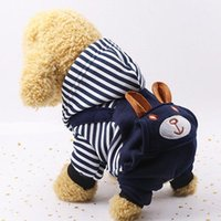 Dog Apparel Small Clothes Puppy Clothing Pet Warm Hoodie For Chihuahua Cotton Polyester