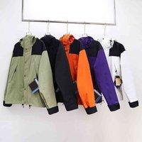 Padrão de marca Mens de desenhista jaquetas carta impressão patchwork protetor solar casaco fino windbreaker homens luxo mulheres rosto moda amor m-3xl