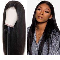Tkwig pour femme Série de cheveux Vierge cheveux fermeture droite avec densité de cheveux bébé 150 et 180