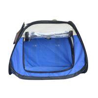 Kennels Pens Portable Pet Decking Caja de secado Perrito Plegable Secador de pelo Blowing House Bag Bag Cat Oc24
