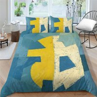 Bedding Sets King Size Set Abstract Print Artistic Colorful Duvet Cover Queen Twin Full Double Single Creative Bed Comfortable