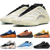Classic Top Kanye 7 мужские беговые туфли женщин дизайнерские бегунные кроссовки Тренеры Triple черные белые ярко-синие спортивные кроссовки
