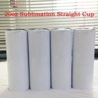 20 oz Sublimation Skinny Tumbler DIY Blank Stainless Steel C...