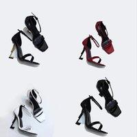 2021 أحذية مصممي الأزياء النسائية. صنادل . كعب عالي. حذاء عارضة. الأحذية. جلد رائع ورسائل. مصنوعة من نسيج جلد البقر المستوردة، بطانة جلد الغنم الحجم 34-41
