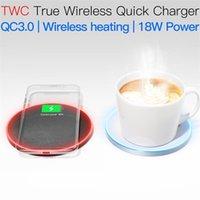 Jakcom TWC True Fil sans fil Chargeur rapide Nouveau produit des bouilloires match pour la bouilloire de verre Contrôle de la température Auto Kettle 2oz