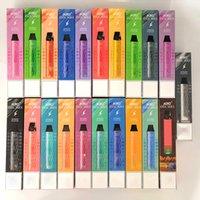 Оптовая цена HZKO IDOL MAX E CIGARETTES Одноразовое устройство Vape Pen Доставка 2000Поздок Предварительно заполненная электронная CIG