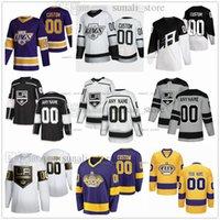 Jerseys de hockey cosido 55 Brandt Clarke 2 Alexander Edler 3 Matt Roy 26 Sean Walker 86 Christian Wolanin 35 Jacob Ingham 40 Petersen 36 T.J. Tynan