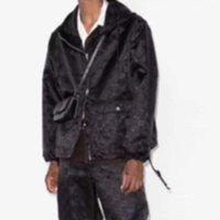 2021 Nuevo invierno para hombre chaqueta moda jacquard nylon pareja delgada hombres y mujeres hombres ropa chaquetas