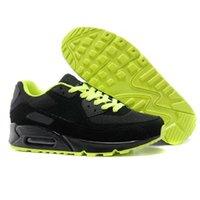 2021 새로운 패션 남자 실행 신발 고전적인 Chaussures 90S 카모 전세계 초신성 트리플 화이트 블랙 망 트레이너 야외 스포츠 신발