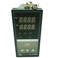 Smart Home Control Rex-C400 Digital Thermostat RKC PID-Temperaturregler (SSR-Ausgang) + K-Typ Thermoelement + MAX 40A SSR-Relais