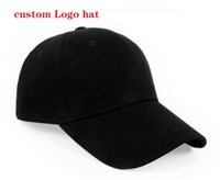 Personalizza Logo Base Base Ball Caps personalizzato Snapbacks Cappelli di alta qualità Personalizzato Pubblicità Berretto da baseball Cappello da baseball