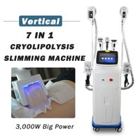 새로운 지방 냉동 체중 감량 RF Cavitation 슬리밍 기계 바디 진공 흡입 Lipolaser 다기능 지방 동결 기계