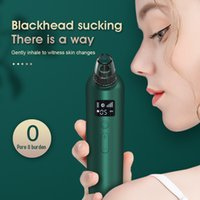 Blackhead Remover Vacuum Upgraded Facial Pore Cleaner Electric Acne Comedone Whitehead Extractor Skin Care Beauty Tool