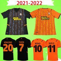 2021 2022 Shakhtar Donetsk Futbol Forması Camiseta Dodo Marlos Solomon M. Antonio Konoplyanka Tete Ismaily Jerseys Kovalenko Üniforma 21 22 Futbol Gömlek