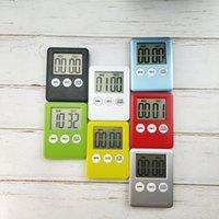 대형 디지털 LCD 주방 요리 타이머 카운트 다운 시계 알람 스톱워치 요리 마그네틱 도구 간단한 생활 실용 36 r2