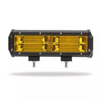 Working Light 6000K LED Work Bar Car Double Row Lamp Off-Road Spotlight Universal