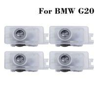 LED-Autotür mit freundlicher Welcome-Lampe für BMW G20 G21 2020 G02 G07 G29 Z4 x7 M8 M4 3 8 Serie Auto Logo Laser Projektor Ghost Light