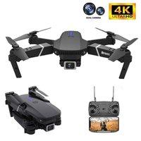 E525 Pro Neue Mini Drohne 4k 1080p HD Weitwinkel Dual Kamera WiFi FPV Positionierhöhe Halten Faltbare RCC Hubschrauber Dron Spielzeug
