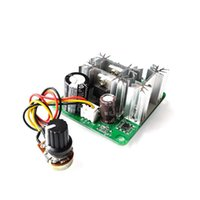 الذكية التحكم في المنزل taidacent 12 فولت العاصمة المحرك سرعة konb dc12v-40 فولت 10a الصمامات 13khz pwm تردد تردد plc الجهد المنظم مقبض
