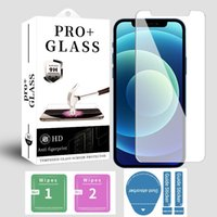 9H 0.3mm 2.5D Tempered glass screen protector for Iphone 6 6s 7 8 plus x xr xs 11 12 13 Mini pro max lg samsung android phone With Retail box