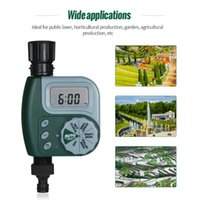 Watering Equipments Programmable Hose Faucet Timer Automatic Water Outdoor Garden Irrigation Controller Device