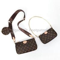 Chaud Luxurys Designers Fashion M80091 Femme Crossbody Portefeuille Sac à dos Sacs à dos à sacs à dos Porte-cartes Sac à main Sac à main Sacs Sacs Mini sac Portefeuille