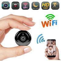 Mini Cameras V380 Wireless Wifi Camera 1080P HD IR Night Vision Micro Camcorder Home Security Surveillance Baby Monitor