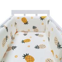 200 cm * 30cm urodzony łóżko ogrodzenie dziecięce dzieci bawełniane bawełniane łóżko ogrodzenie bawełniane ściąga płot antykolizja i zderzak antypropowy 210812