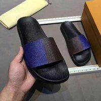 Набережная тапочки летний пляж моды роскоши дизайнерские слайд женщины 35-42 мужской размер 38-45 модель Hy02111