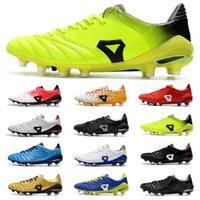 Mens de couro de futebol sapatos de baixo tornozelo Morelia Neo II FG Cleaves Taça World Cope Homens Outdoor Football botas