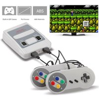 Portable Game Players Mini TV Video Games Console Retro Player Built-In 620 Classic Support Output Children's Gift