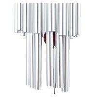 27 Tubi 5 Campane Bells Chilkhime Chapel Bells Wind Chimes Porta Appeso Vento Chimi Vento Decorazioni Giardino Giardino Jlltja Invia