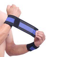 Wrist Support 1PCS Cotton Elastic Bandage Hand Sport Wristband Gym Brace Wrap