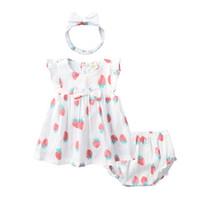 Kt ins лето ребенок девочки мальчики одежда комплекты органические хлопчатобумажные дети костюмы новорожденные платья с шортами волос дети нарядов