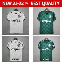 21 22 maillot de football Palmeiras Home Green Dudo G.Jesus Jean Alecsandro 2021 2022 Palmeiras Away Allione Cleiton Xavier Football Shirts