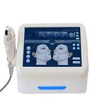 5 головок HIFU высокой интенсивности сфокусированные ультразвуковой машине для удаления морщин лица